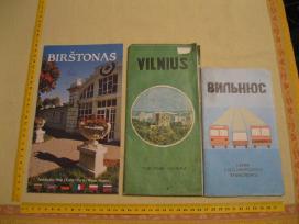 Knygos zemelapiai 3 vnt.gero Stovio.zr. foto.