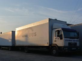 Krovinių pervežimas Lietuvoje