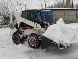 Sniego Valymas Kaune