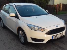 Automobiliu nuoma Ford Focus 2016 metų