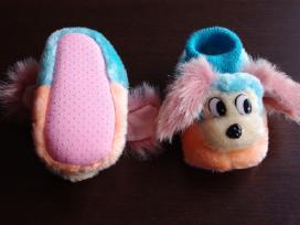 Tapukai - kojinytės, batukai - tapkytės šuniukai