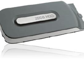 Xbox360 HDD 20 60 120 250 GB slim phat