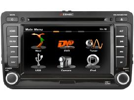 Auto multimedijos sistema zenec ze-nc2011d-578 Eur