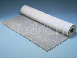 Pamatų hidroizoliacija-bentonitinio molio paklotas