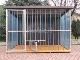 Nauji garažai, voljerai visoje Lietuvoje