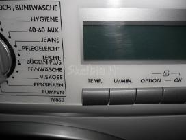 Skalbimo masina su aeg l76850