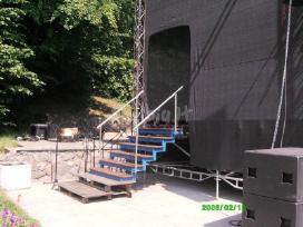 Scenų, scena, scenos nuoma, renginių įgarsinimas