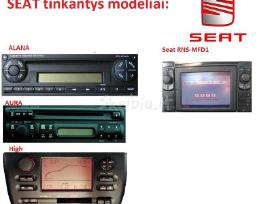 Vw/audi/seat mp3/cd priedėlis