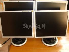 LCD ir crt monitorius upsus