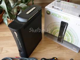12mėn garantija xbox 360 elite 120gb jasper lt+3.0