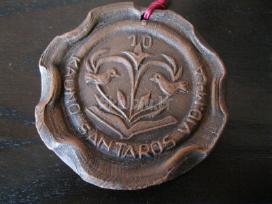 Moliniai medaliai ... - 2 vnt.....zr. foto.....