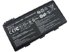 Msi nešiojamų kompiuterių baterijos