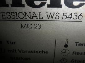 Miele profesional ws 5436(korinis bugnas)