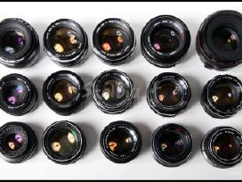 M42 objektyvai