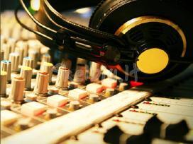 Audio aparatūros - garso technikos servisas