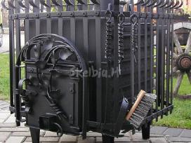 Krosnelės Pirtims Gamyba Pardavimas