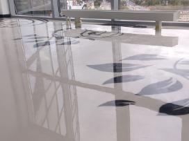 Epoksidinės grindys