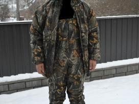 Žieminiai Kvėpuojantys neperšlampami kostiumai.