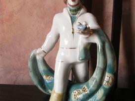 Cccp porceliano statulele zvejas....zr. foto