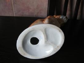Cccp porceliano statulele buldogas ....zr. foto.