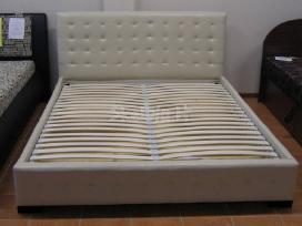 Kokybiškos lovos senjorams su čiužiniu
