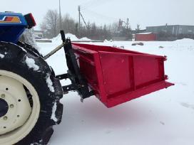 Transportavimo dėžė mini traktoriams