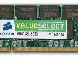 2 GB RAM nuo 5,5eur nešiojamiems