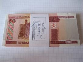 Banknotai 1 vnt....zr. foto.... = 1,- litas....unc