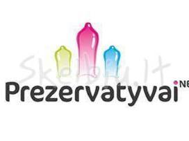 Prezervatyvai - Lubrikantai - Vibratoriai