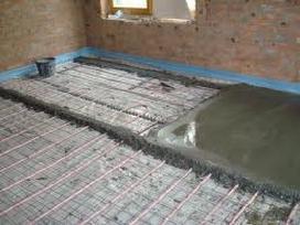 Armavimo tinklas betonavimo darbams-grindų betonav