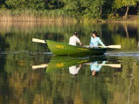 Medaus pirtelė trakuose - 2-4 žm.prie ežero