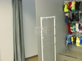 Baldai prekybai - drabužių matavimosi kabinos