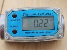 Automatinis kuro siurblys 60l/min skaitliukas