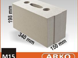 Arko silikatiniai blokai. Nuolaidos