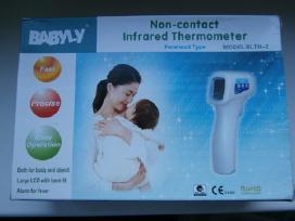 Nauji infraraudonuju spinduliu termometrai