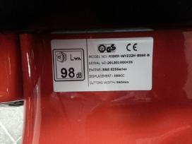 Vejapjovė briggs stratton 56cm 2m garantija