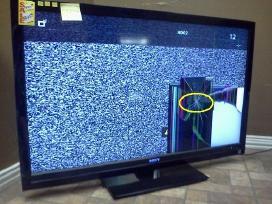 Led LCD pdp televizoriai dalimis su defektu.taisau