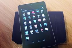 Asus Nexus 7 planšetė