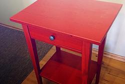 Ikea Hemnes Staliukas
