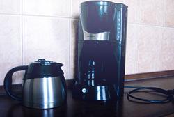 Grundig kavos aparatas