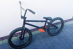 BMX dviratis