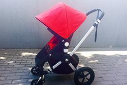 Bugaboo vežimėlis
