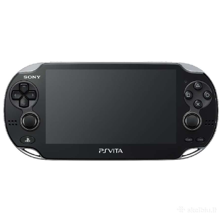 Sony PSP žaidimų kompiuteriai nuo 30 Eur