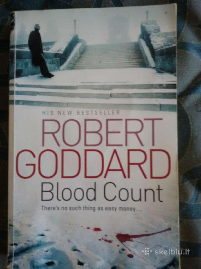 Blood Count Robert Goddard 2011m.