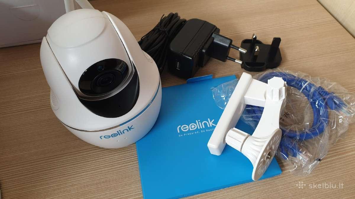 Nauja Vaizdo stebėjimo Ip kamera Reolink C1 Pro.