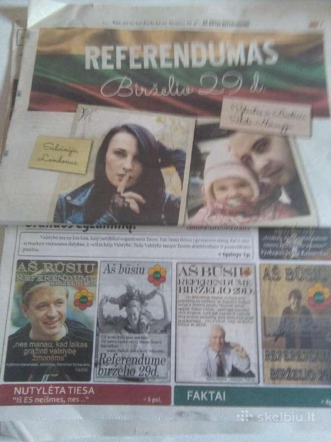 Įdomus laikraštis (2014 referendumas)