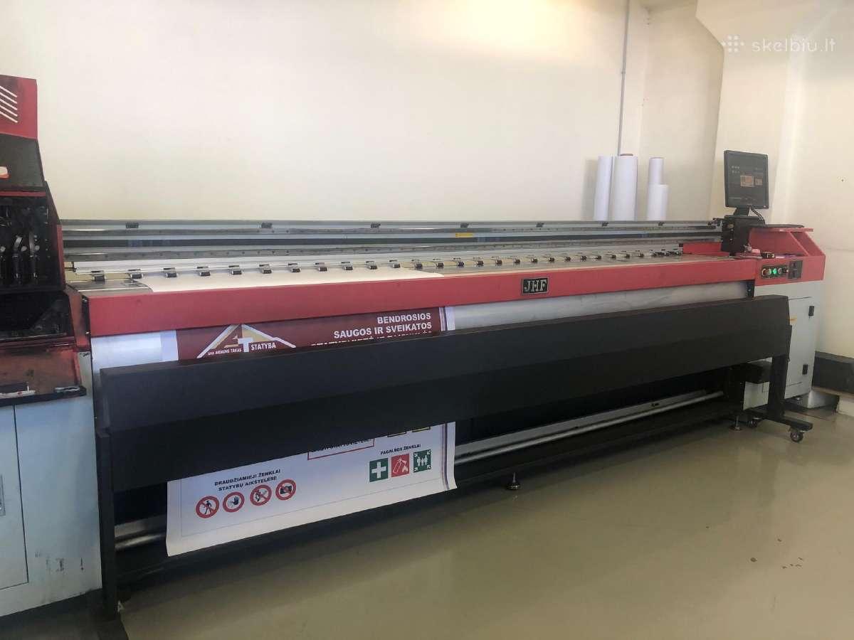 Plačiaformatis spausdintuvas 3200mm