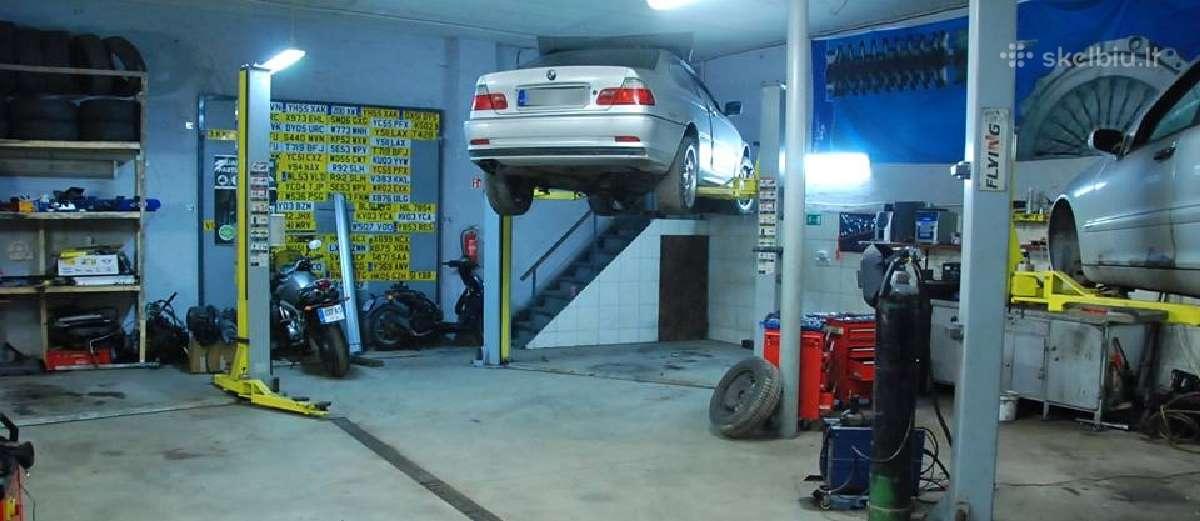 Autoservisas Eimauto Automobiliu remonto paslaugos