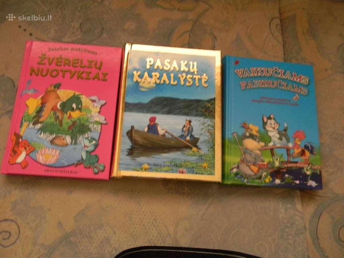 Vaikiskos knygeles