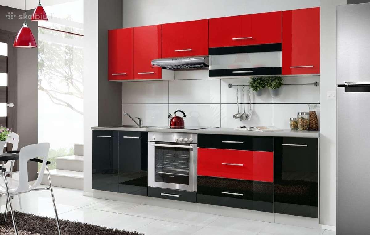 Modernus virtuves komplektas Taja 260cm 599 euro